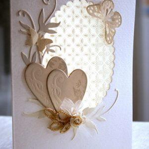 свадебные открыткиручной работы пергамано омск