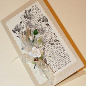 открытки ручной работы в ретро- стиле